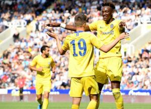 Barkley Rose : Chelsea Harus Kuat Tanpa Eden Hazard